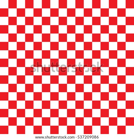 stock-vector-checkered-seamless-red-pattern-background