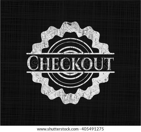 Checkout on blackboard