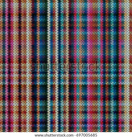 checks fabric tartan seamless