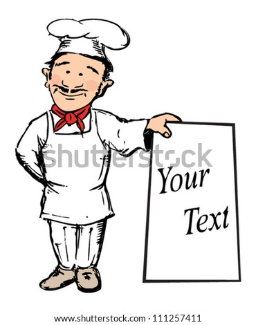 Chef, Cook label