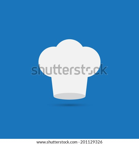 Chef Hat Icon Vector Chef Hat Icon Vector Stock
