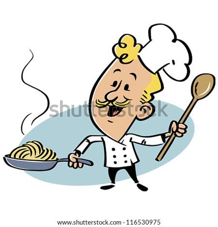 Pan Clip Art Spaghetti