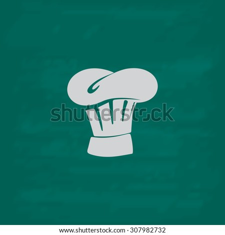 Chef Hat Icon Vector Chefs Hat Icon