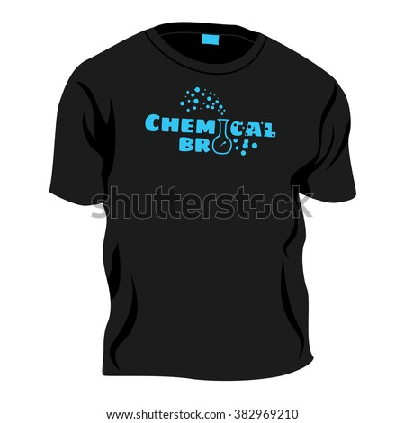 chemical bro   t shirt