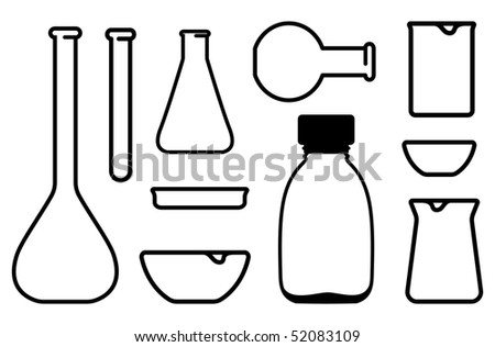 Chemical laboratory ware