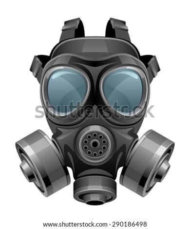 Stock Photo Chemical mask