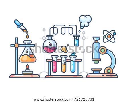 Chemical scientific experiment
