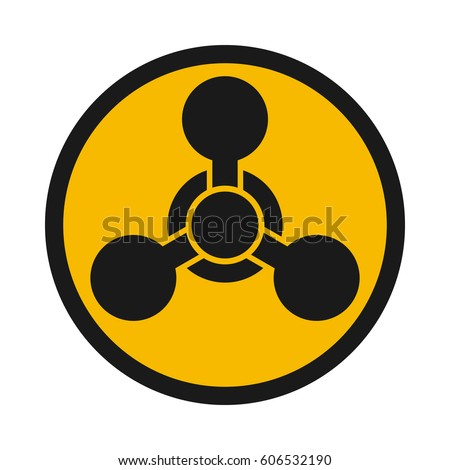 chemical weapon warning  hazard
