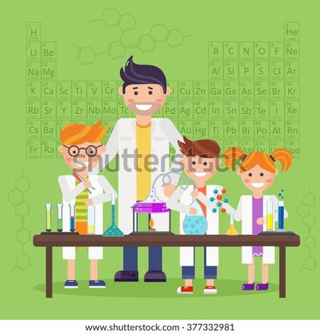 chemistry laboratory chemistry