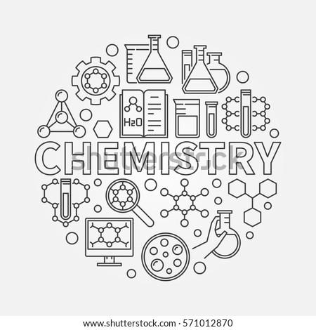 chemistry line round