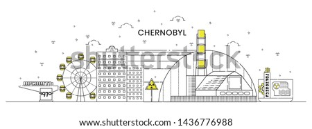 chernobyl city chernobyl zone