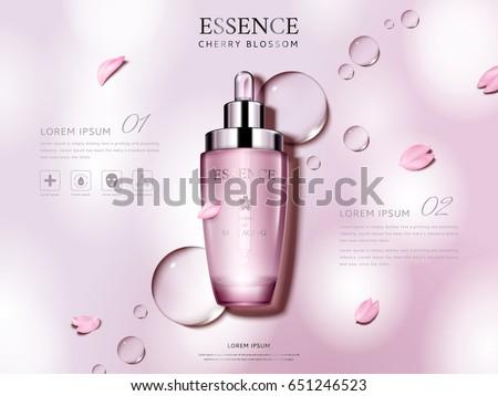 cherry blossom essence