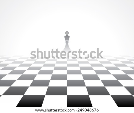chess board abstract background