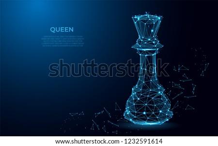 chess queen symbol of power