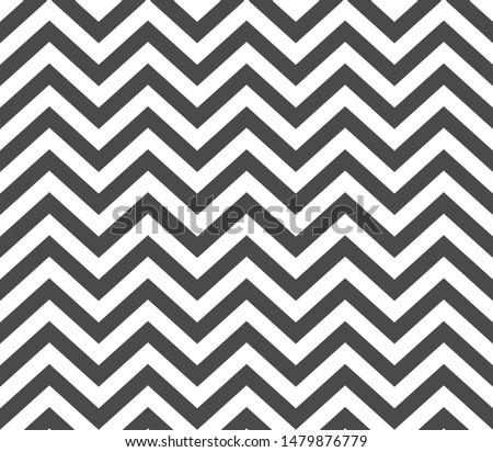 Chevrons, zigzag seamless pattern background. EPS 10