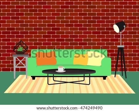 chic modern living room