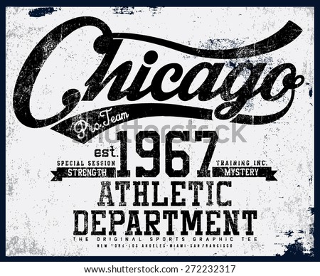 chicago tee graphic