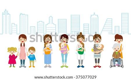 child care and caregiver