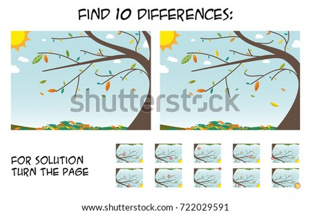 child game   find 5 differences