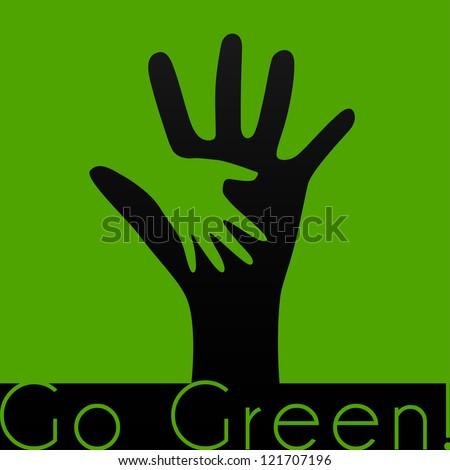 child go green