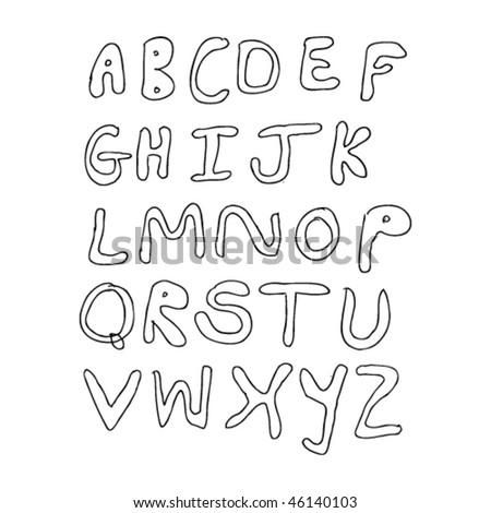 Ethiopian+alphabet+letters