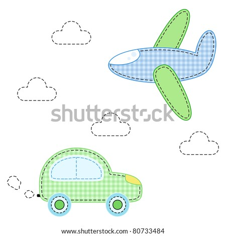 childish aircraft and carfor