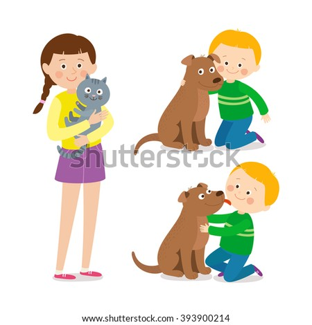 children and pets child