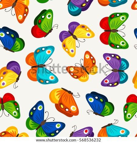 stock-vector-children-butterfly-seamless-pattern-vector-fashion-butterflies-wallpaper-for-child
