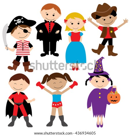 children party costume kids