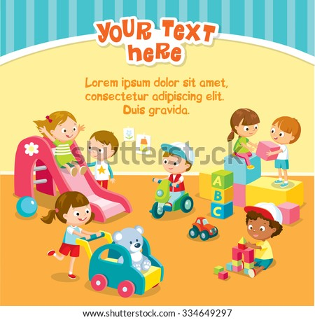 Free Kids Toys Vector Download Free Vector Art Stock Graphics