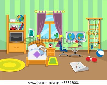 Muebles para niños - Descargue Gráficos y Vectores Gratis