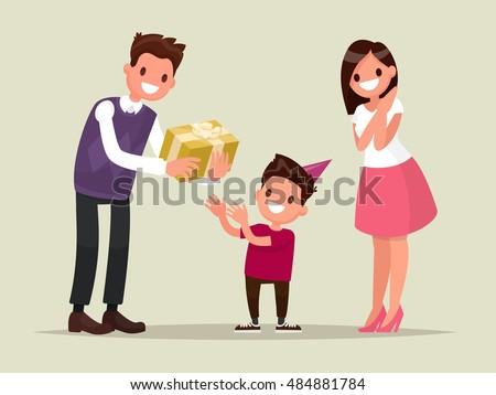 children's birthday parents