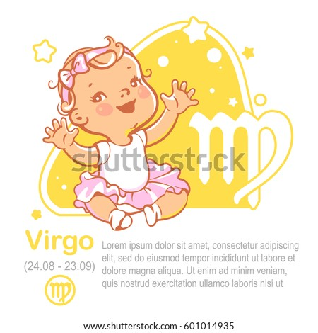 children's horoscope icon kids