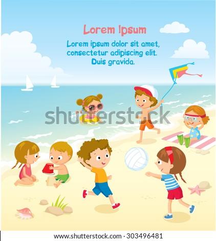 children's summer activities