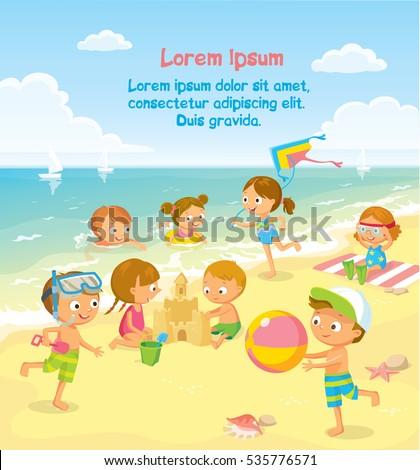 children's summer activities at
