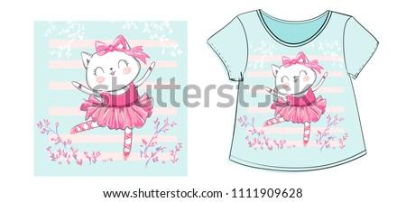 children's t shirt for girls