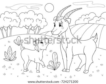 Coloring Page Animal Vectors - Download Free Vector Art, Stock ...