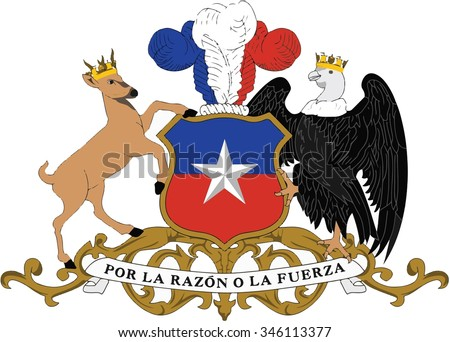 Chile Coat of arm