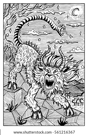 chimera mythological monster