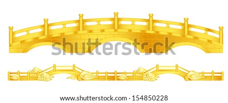 china golden bridge