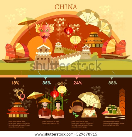 china infographics culture and