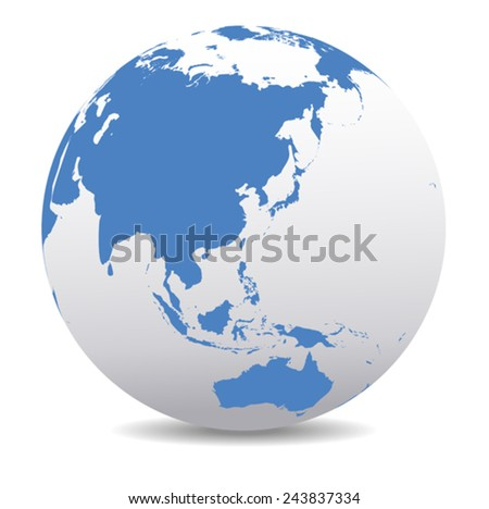 China Japan Malaysia Thailand Indonesia Global World