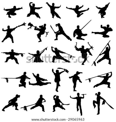 China's kung fu