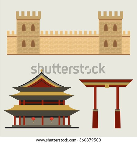 chinese architecture great