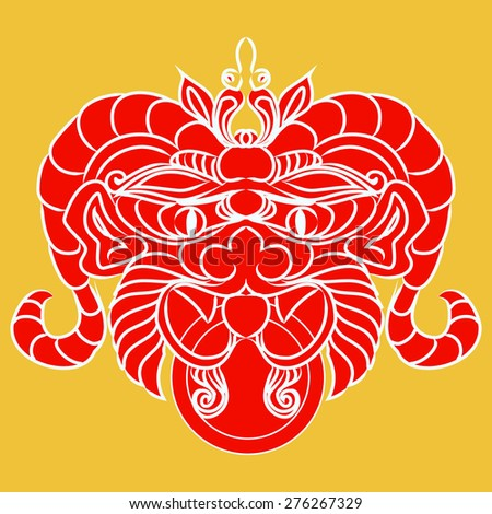 chinese auspicious animals is
