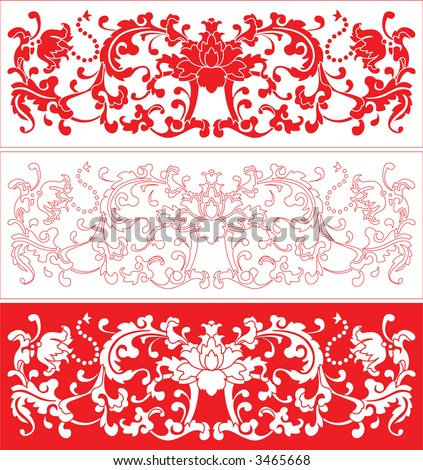 Paper Cut Design Patterns Paper Cutting Design