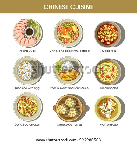 chinese cuisine traditional