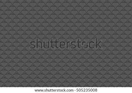 chinese grey black seamless
