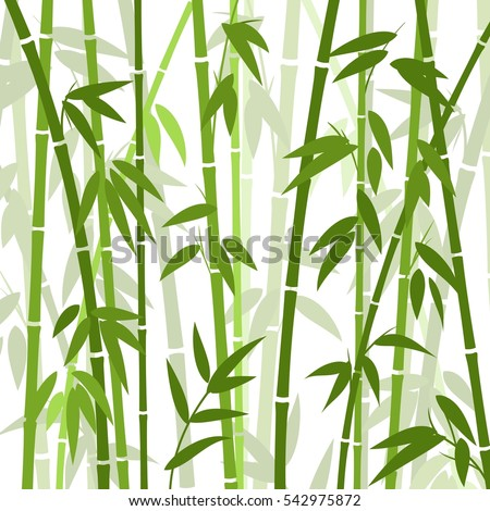 chinese or japanese bamboo