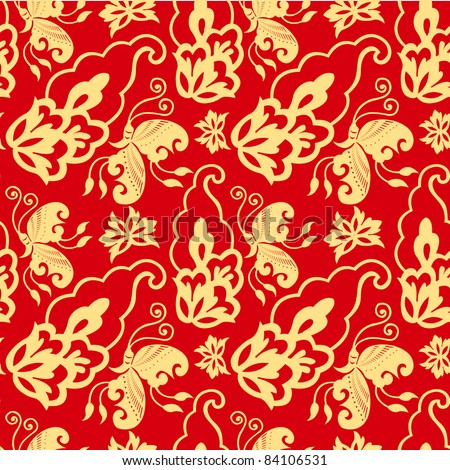 Chinese Patterns Vector Chinese Pattern Background
